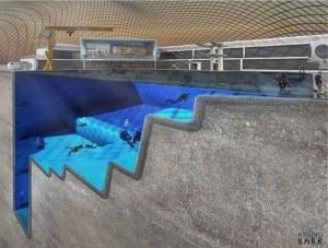 Progetto della Blue Abyss