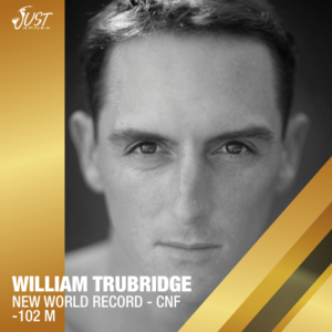 William Trubridge