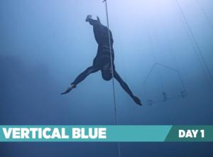 Vertical Blue - giorno 1